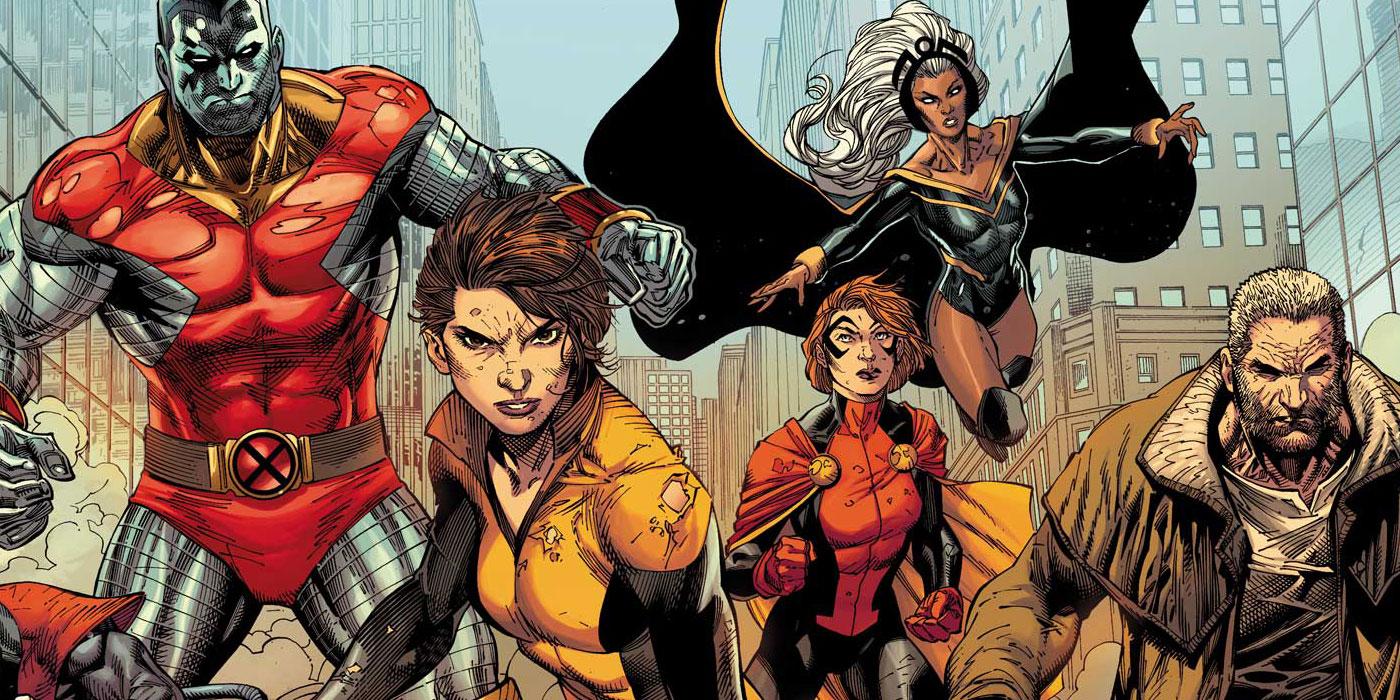 Jonboy Meyers Releases X-Men Gold Character Concepts