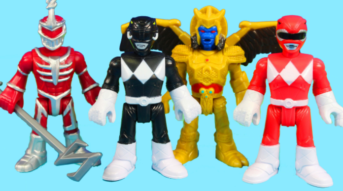 Imaginext Power Rangers – Geeky Goodies