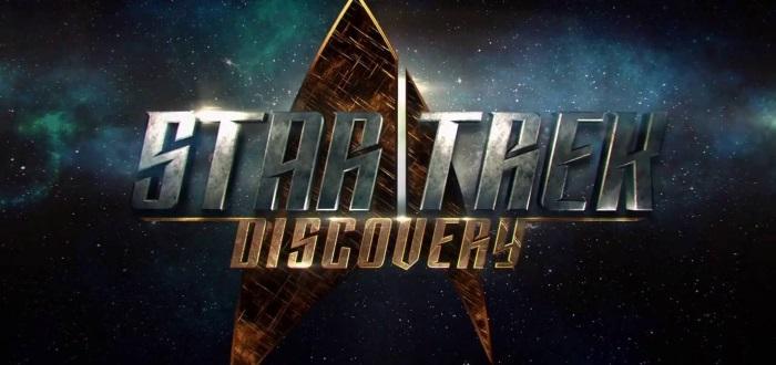 Star Trek Discovery-Logo
