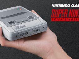 Classic Mini Super NES