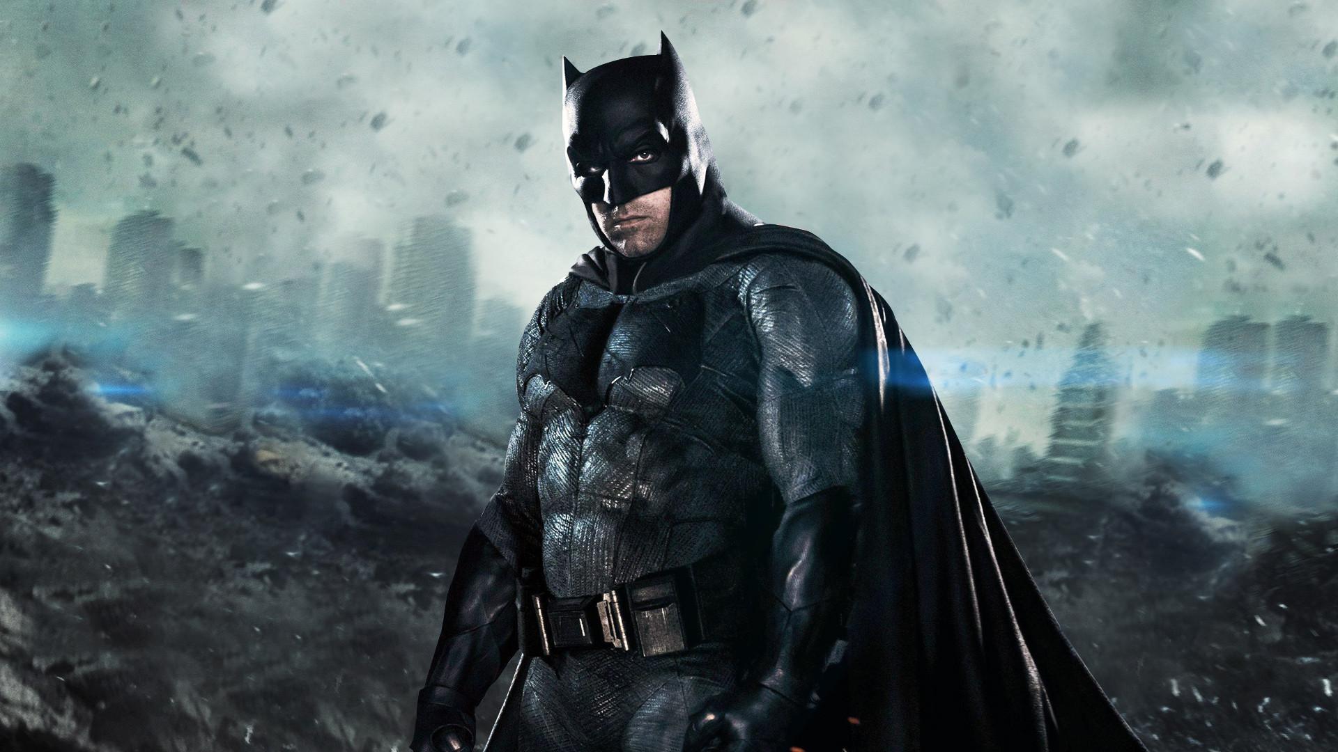 Batman Director Aiming For Noir Detective Film