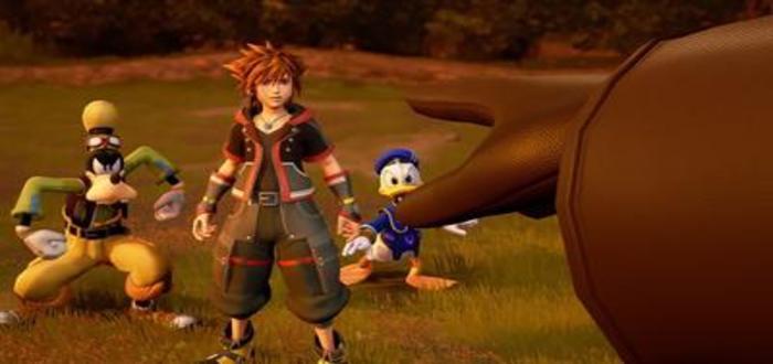 Kingdom Hearts 3 Trailer Drops