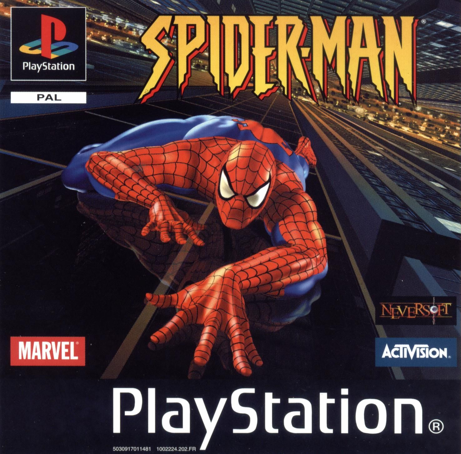 Spider-Man PS1 – Replay