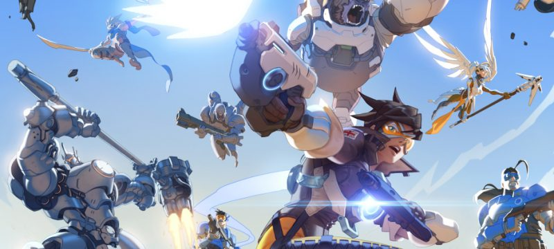 overwatch-game-wallpaper-reinhardt-tracer-winston-mercy-3840×2160