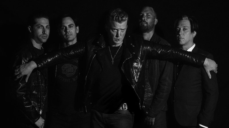 'The Way You Used To Do' – Queens Of The Stone Age – TOTD