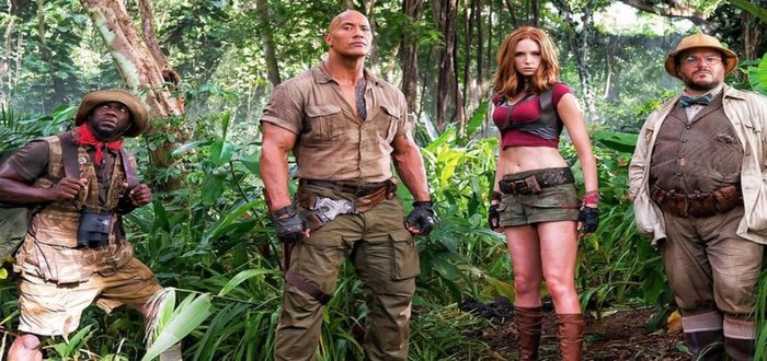 Check Out New Teaser for Jumanji: Welcome To The Jungle!
