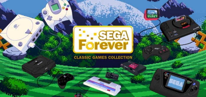 SEGA Forever Brings Classic Titles To Mobile Devices For Free
