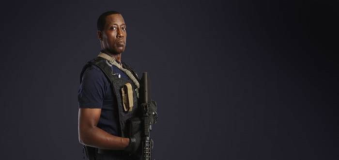 Armed Response Wesley Snipes