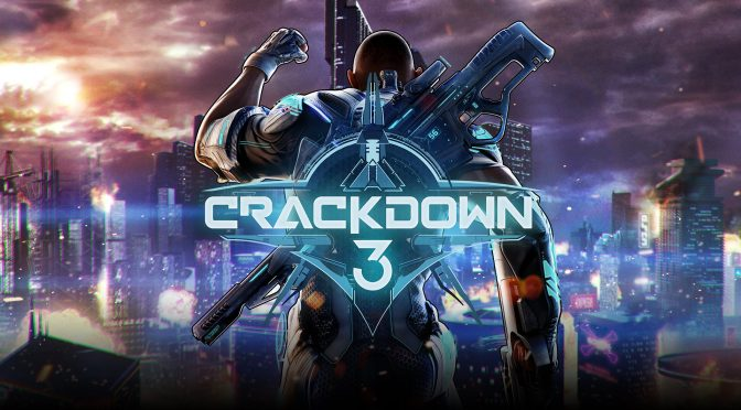 Terry Crews Confirmed As Playable Character In Crackdown 3