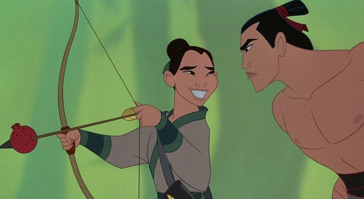 'I'll Make A Man Out Of You' – Mulan OST – Track Of The Day
