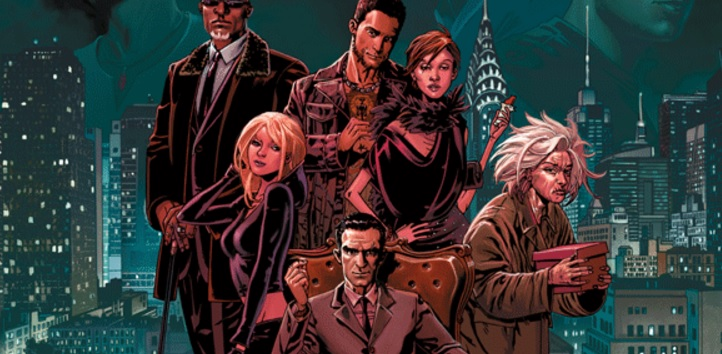 Sacred Creatures #1 Review – The Family From Hell