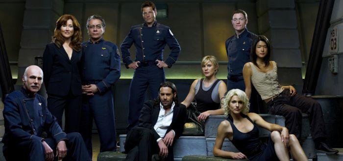 Battlestar Galactica Cast To Reunite At SDCC Panel