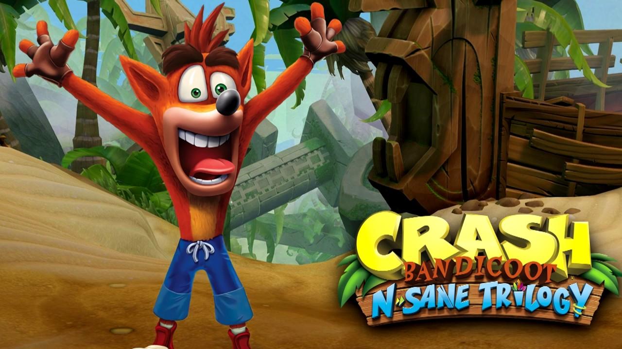 Crash Bandicoot: N. Sane Trilogy Review – Spin To Win