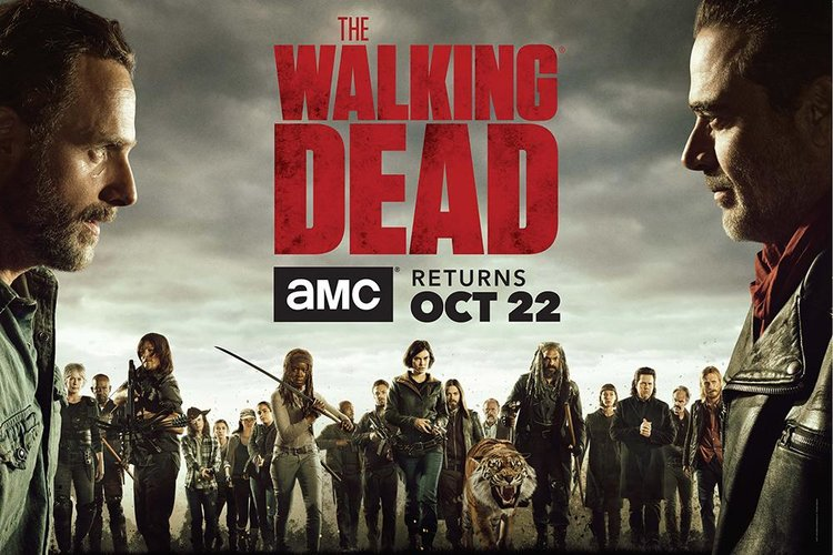 The Walking Dead's First Season 8 Promo Poster And Release Date Revealed