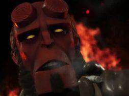 Hellboy Injustice 2