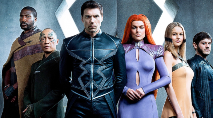 New Promotional Posters For Marvel's Inhumans Released