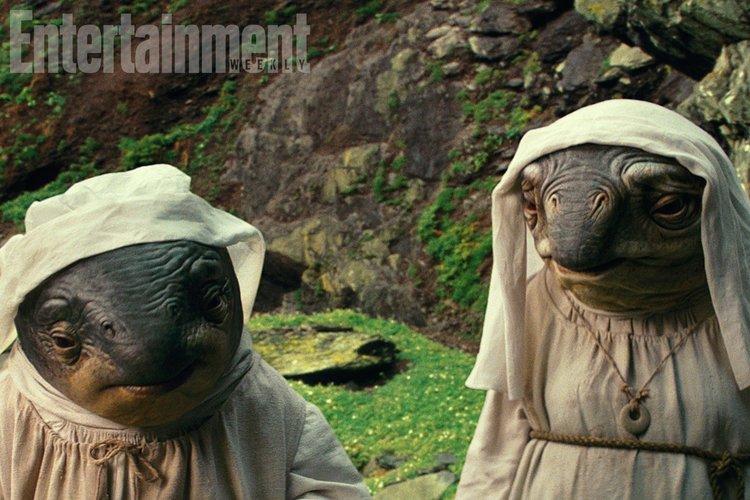 Meet The Newest Star Wars: The Last Jedi Cast Members – The Caretakers