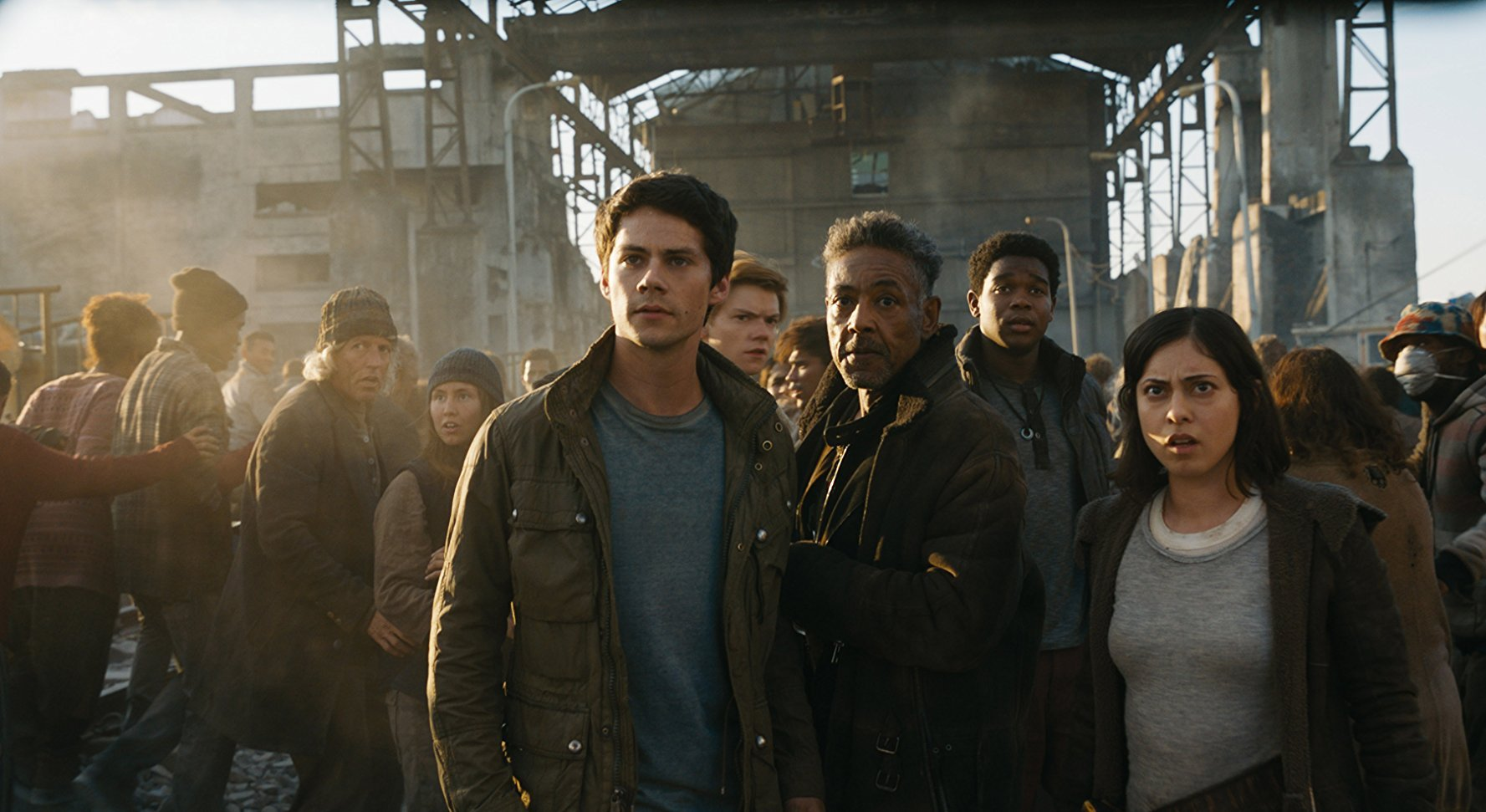 First Trailer For 'The Maze Runner: The Death Cure' Released