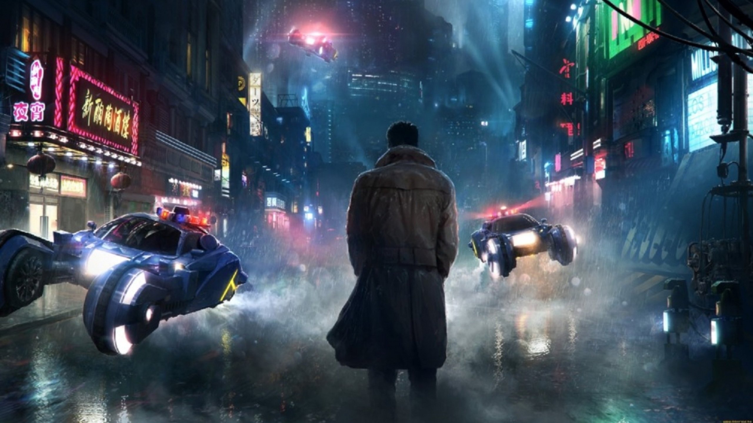 New Blade Runner 2049 Clip 'Bigger Than You' Released