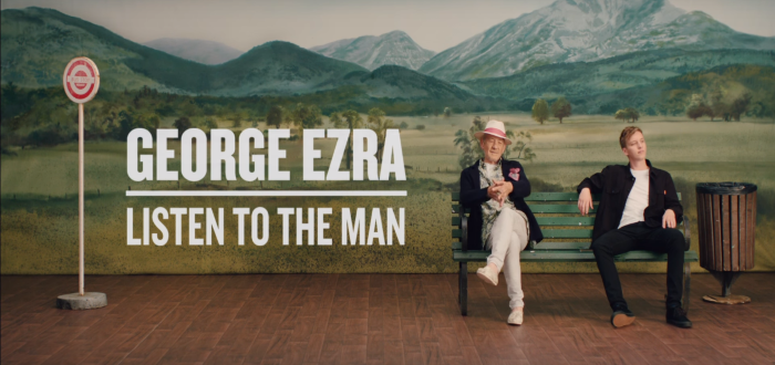 'Listen To The Man' – George Ezra – Track Of The Day