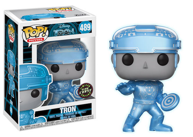 Funko Announce New Glow-In-The-Dark Tron POP! Figures