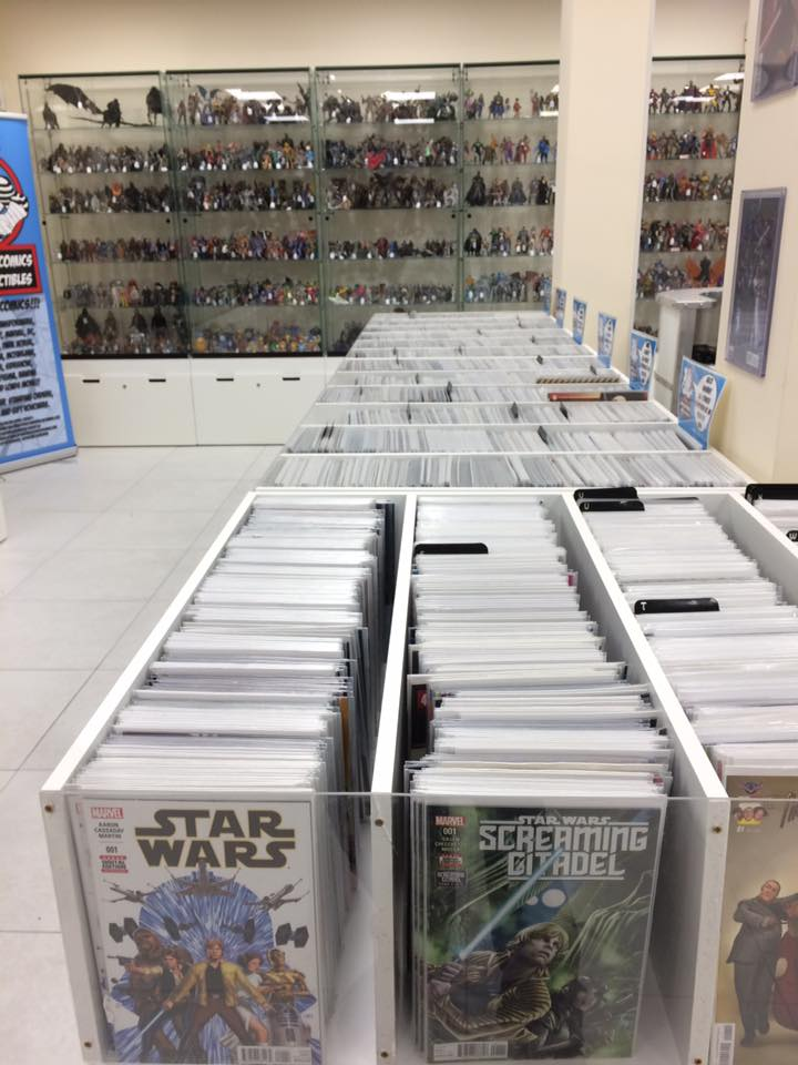 Dublin City Comics & Collectibles 2
