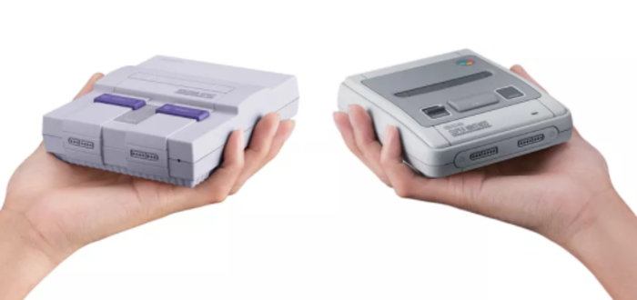 SNES Classic Mini – Geeky Goodies