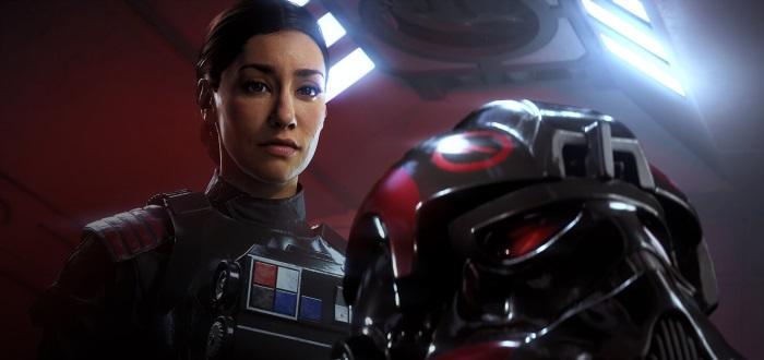 Star Wars Battlefront II Single-Player Trailer Revealed