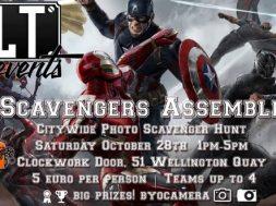 alt events Dublin Scavengers Assemble