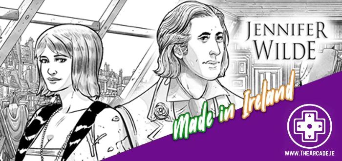 Jennifer Wilde: A Point & Click Adventure – Made In Ireland