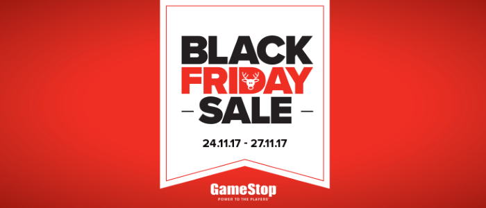 GameStop Black Friday/ Cyber Monday Deals