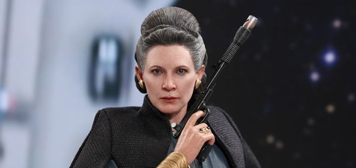 Hot Toys Launch New Luke And Leia Last Jedi Figures