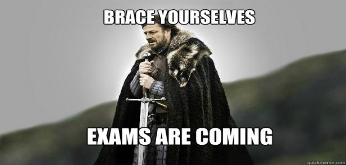 Gif Essay – Approaching Exam Season