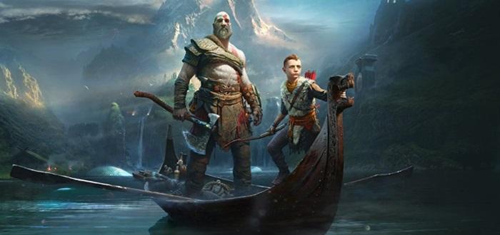 God of War Release Date Header