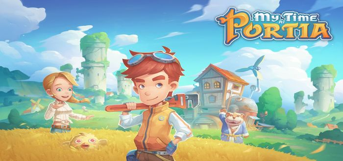 My Time At Portia – First Impressions