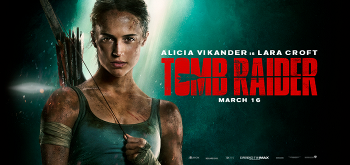 Uncover The New Tomb Raider Movie Trailer