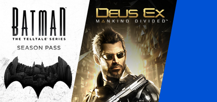 PlayStation Plus Games For January