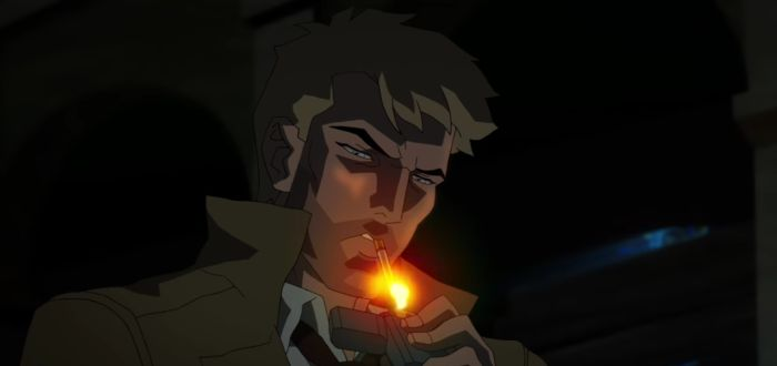 Animated Constantine Will Be Darker Than Live Action Show