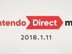 Nintendo Direct Mini January