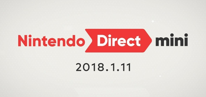 January's Nintendo Direct Mini Round-Up