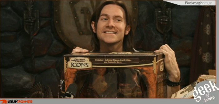 nerd icon matthew mercer