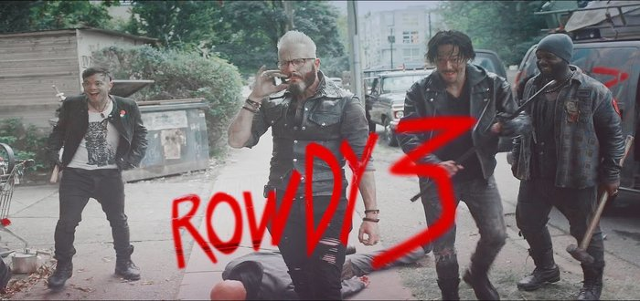 'The Rowdy 3 Theme' – Cristobal Tapia de Veer – Track Of The Day