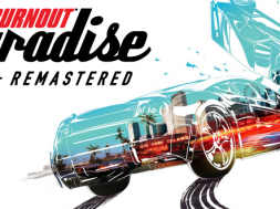 Burnout Paradise Remasterd Header
