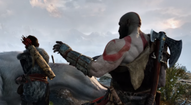 God Of War 2018 Feat
