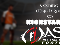 All Star Gealic Football Kickstarter