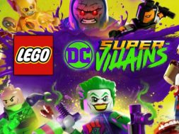 LEGO DC Super-Villains Header