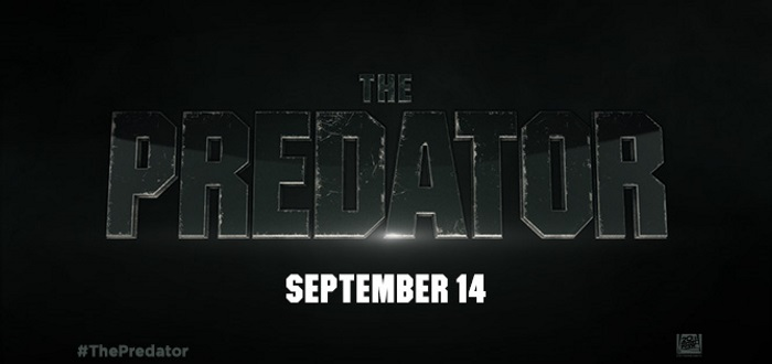 The Predator Trailer Lands Today