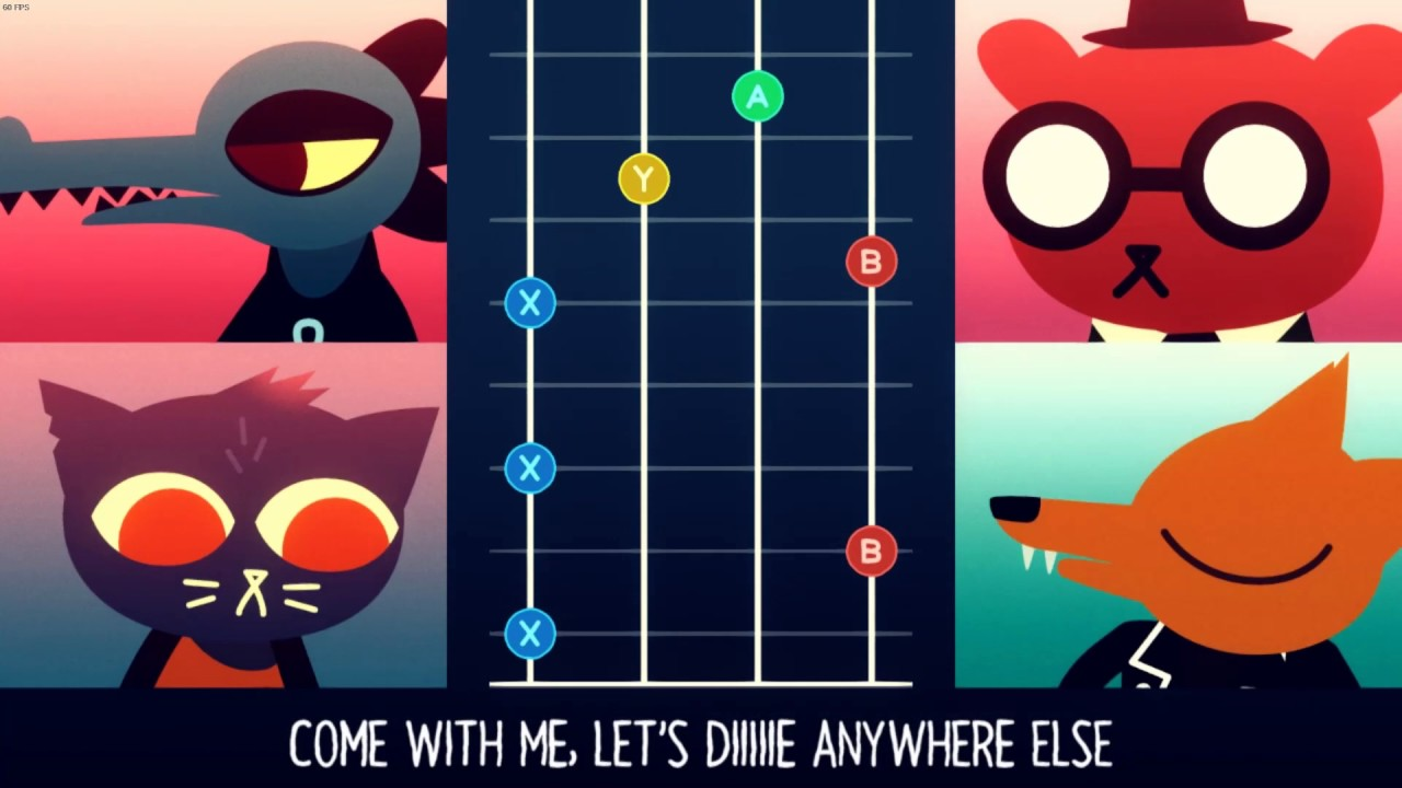 'Die Anywhere Else' – Night In The Woods (Cover) – Track Of The Day