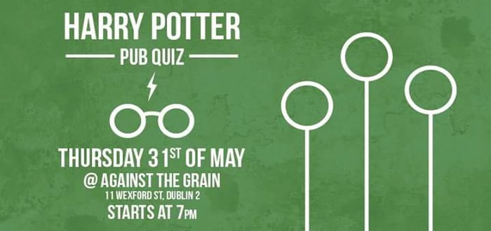 Harry Potter Quiz to help send Quidditch Ireland to World Cup