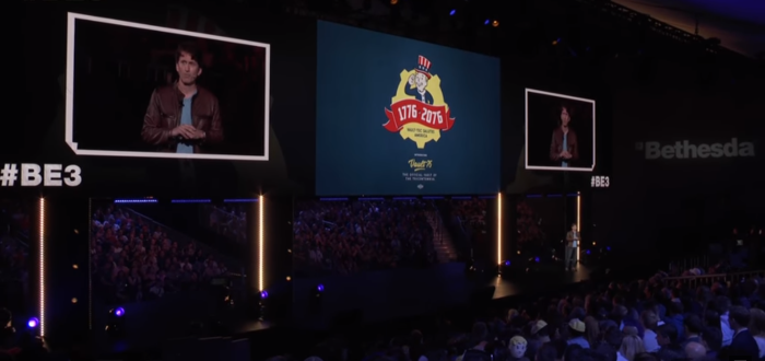 Loads Of New Games Shown At The Bethesda E3 Showcase